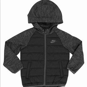 Nike Quilted Therma Fleece Coat